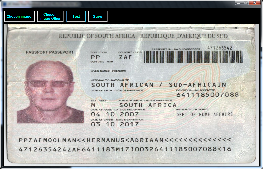 how to make a fake ID card