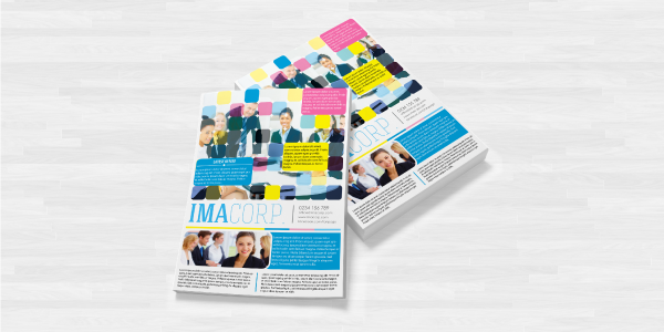flyer leaflet printing in singapore