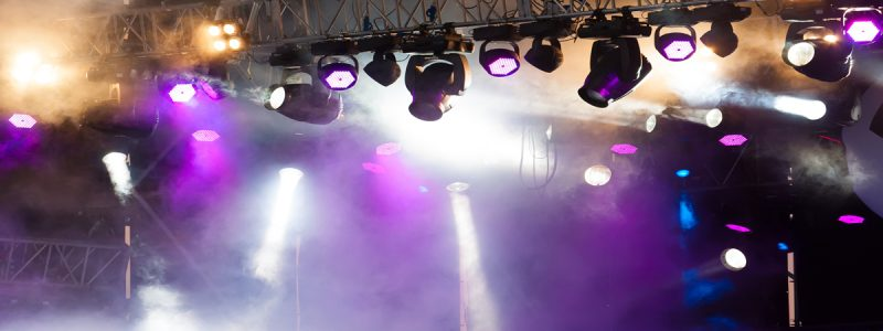 stage lighting rental services singapore