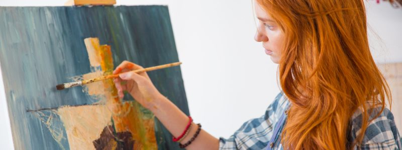 art classes for teens