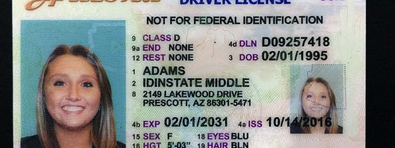 how to get away with a fake id