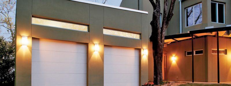 residential garage doors canada